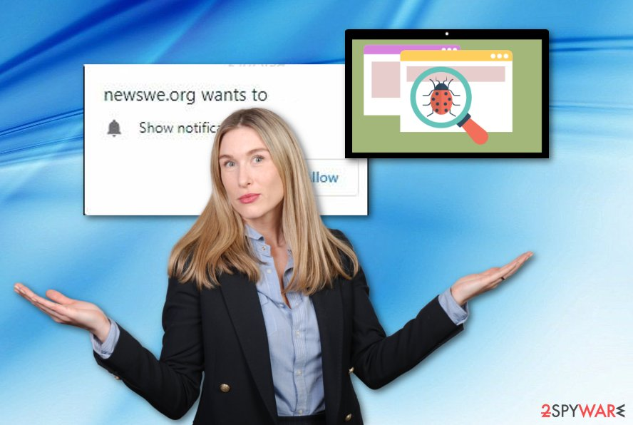 Newswe.org potentially unwanted program