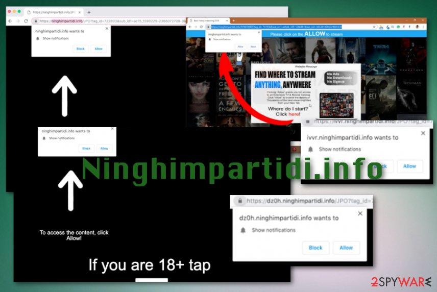 Ninghimpartidi.info