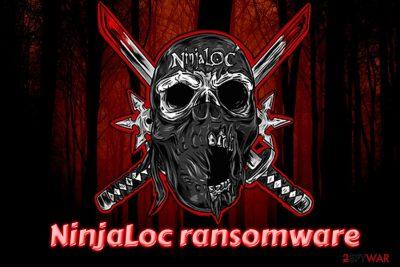 NinjaLoc ransomware