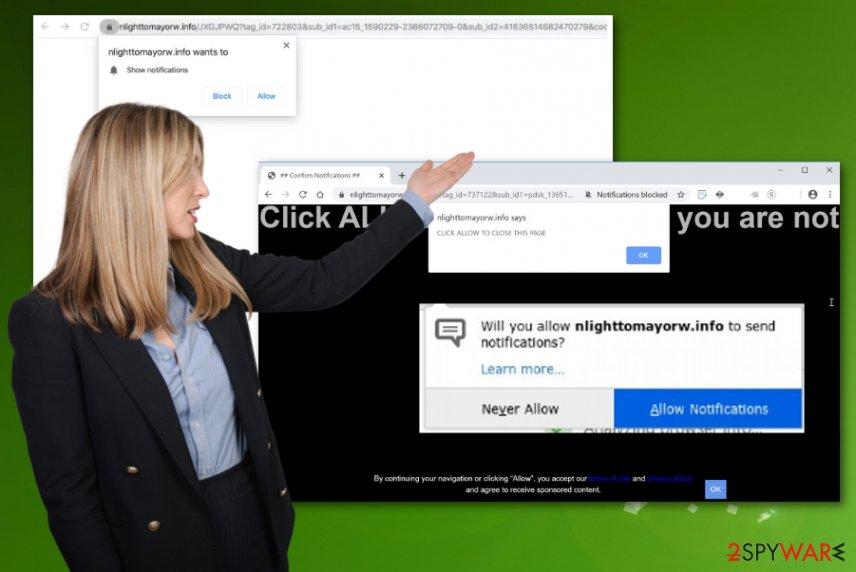 Nlighttomayorw.info ads