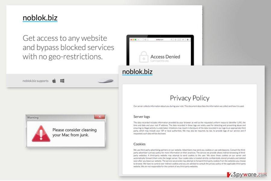 The image of Noblok.biz