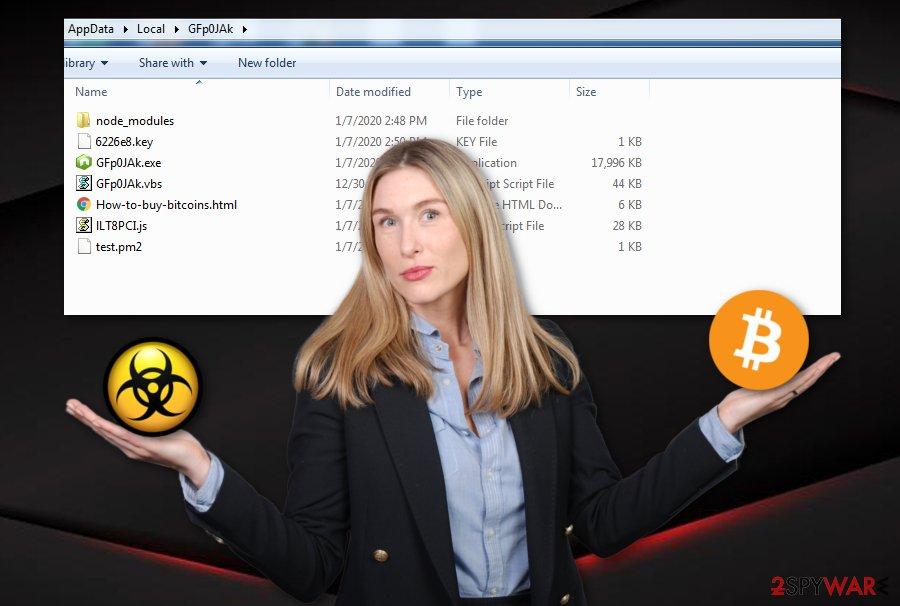 Nodera ransomware