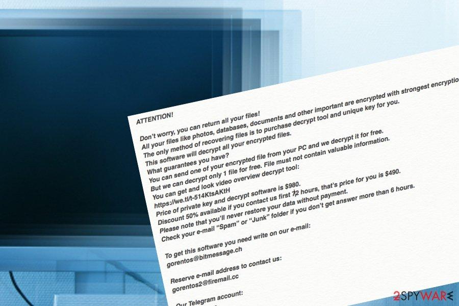 Nols ransomware
