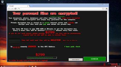 NoobCrypt virus