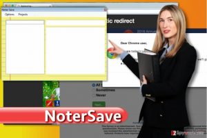 NoterSave ads