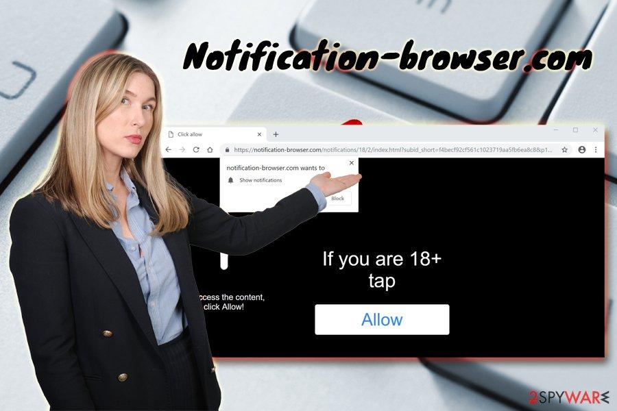 Notification-browser.com PUP