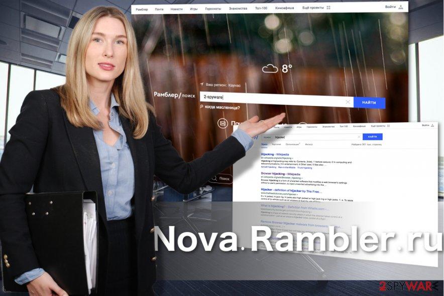 Nova Rambler appearance