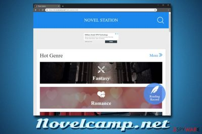 Novelcamp.net