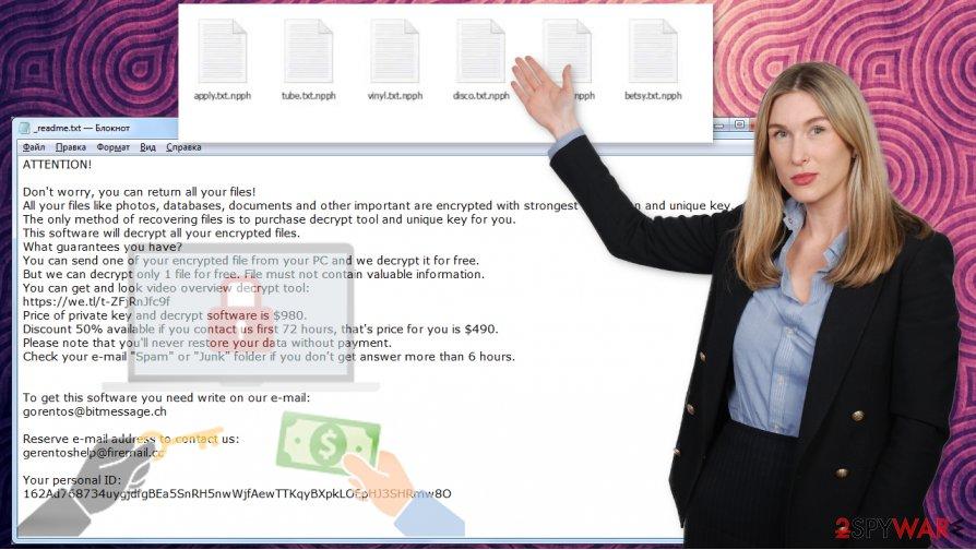Npph ransomware