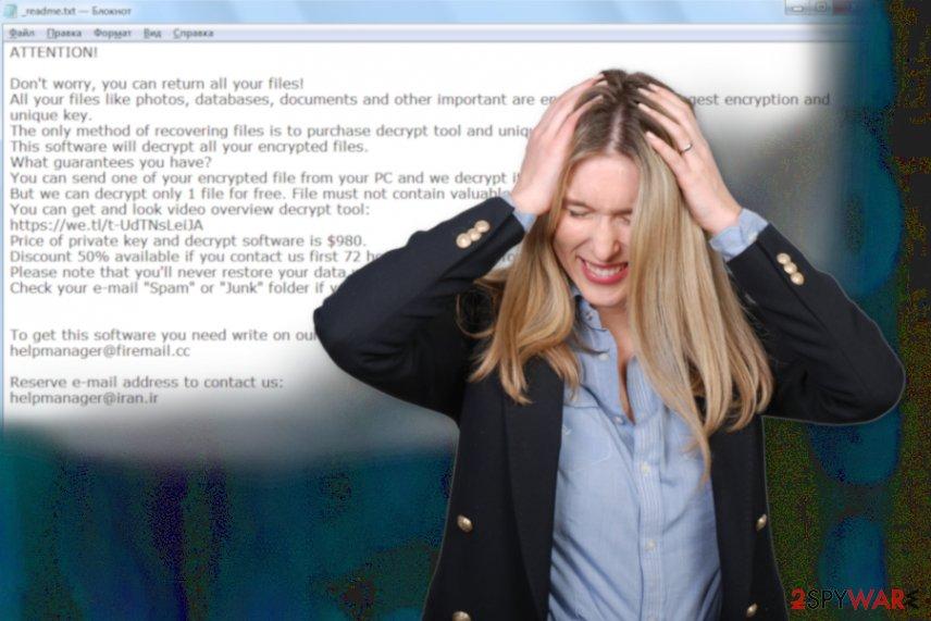Npsg ransomware virus