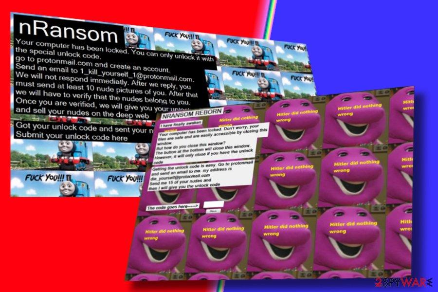 nRansom ransomware virus