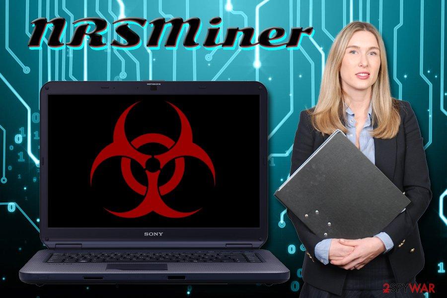 NRSMiner virus