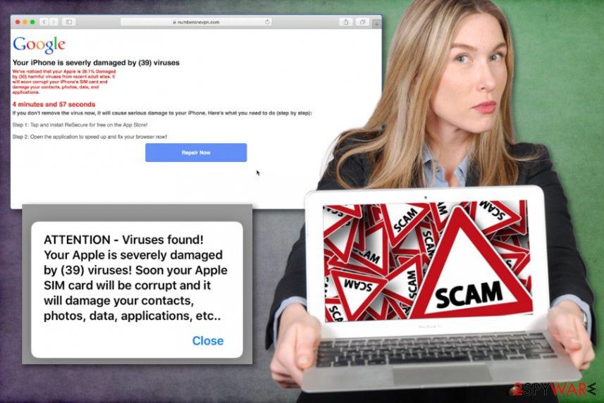 Numberonevpn.com scam