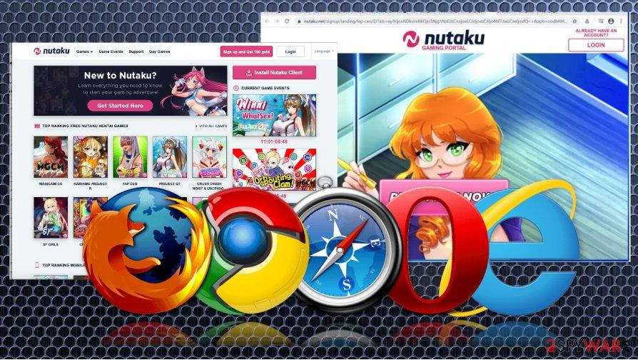 Nutaku.net virus