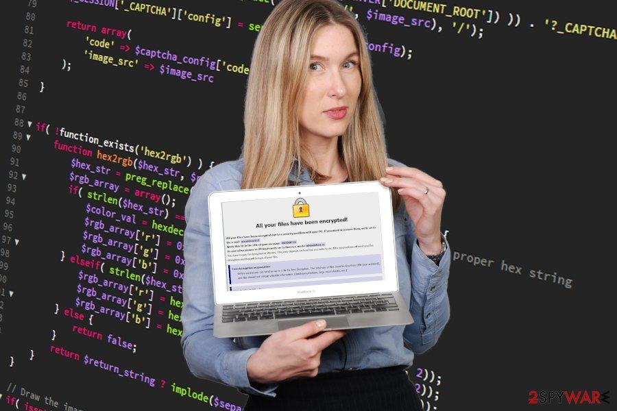NWA ransomware virus