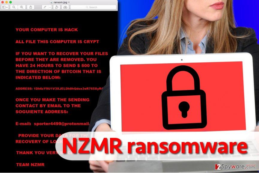 NZMR ransomware