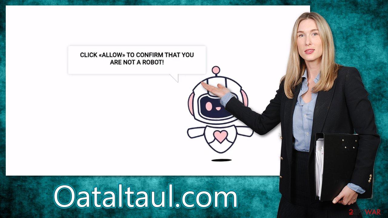 Oataltaul.com popups