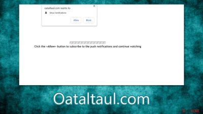 Oataltaul.com virus