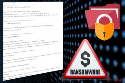 Obfuscated ransomware