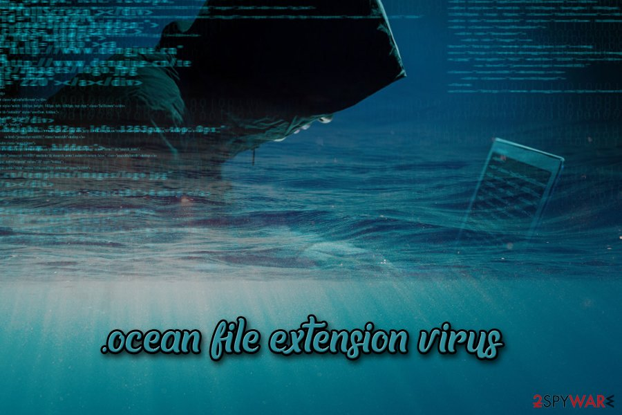 .ocean file extension virus