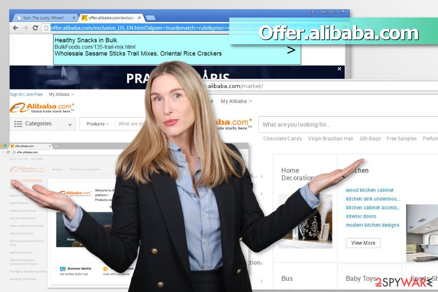Offer.alibaba.com redirect virus