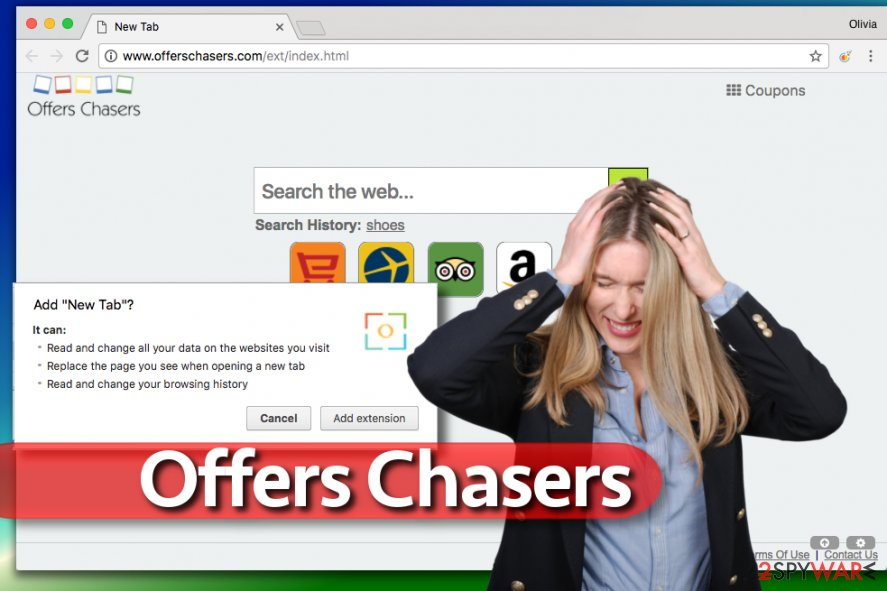Offers Chasers virus
