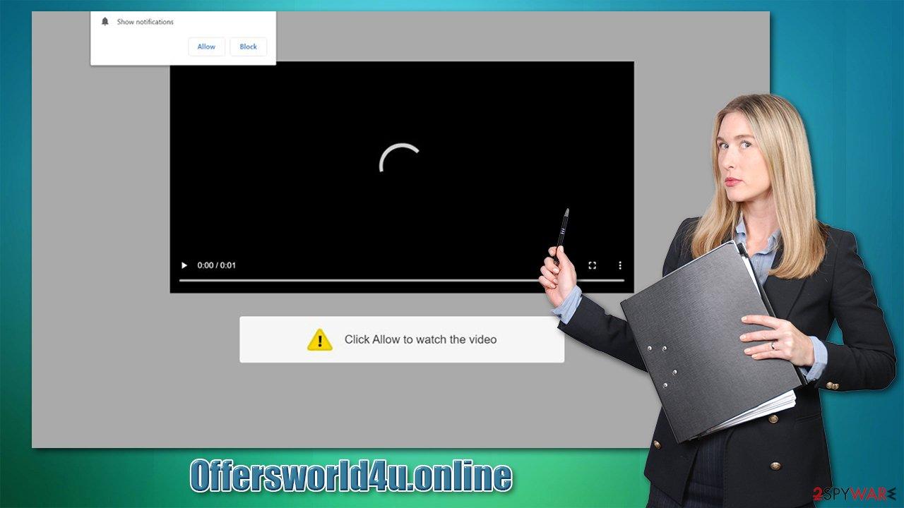Offersworld4u.online virus