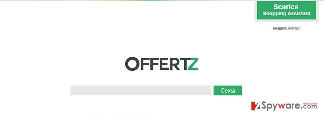 Ads by Offertz snapshot