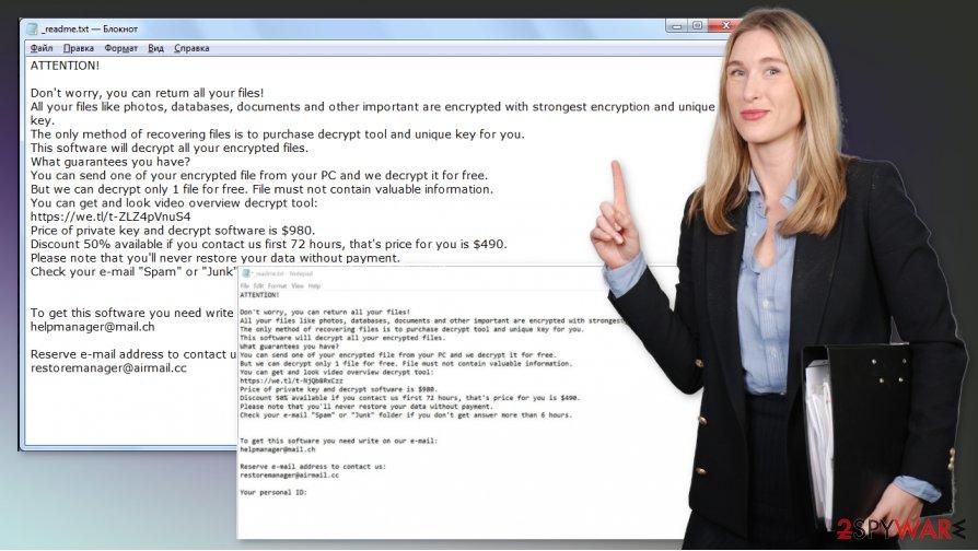 Ogdo ransomware virus