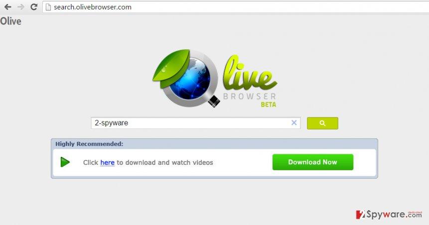 Olive Browser