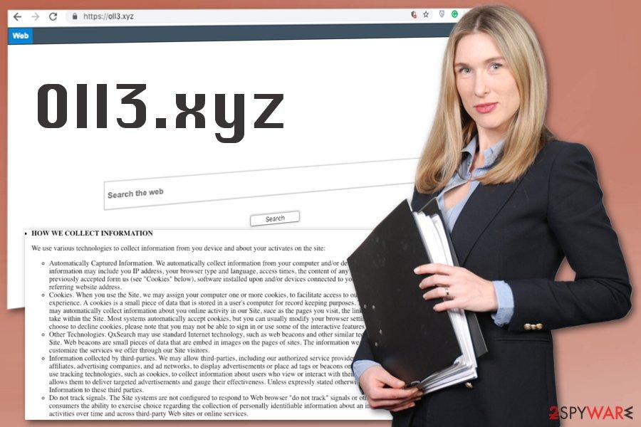 Oll3.xyz virus