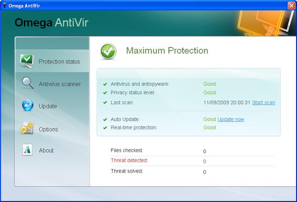 Omega Antivir