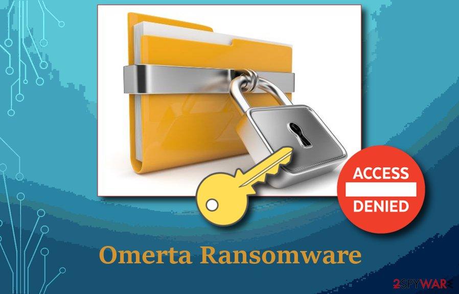 Omerta ransomware
