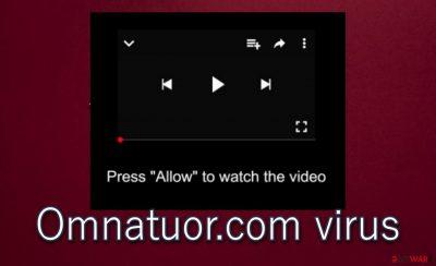 Omnatuor.com virus