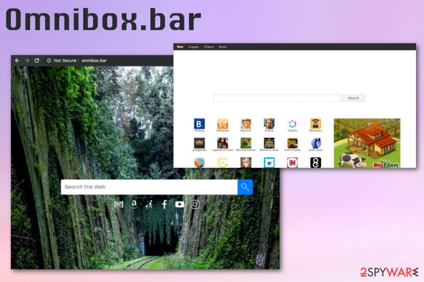 Omnibox.bar