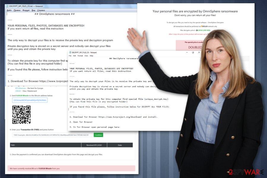 OmniSphere ransomware virus