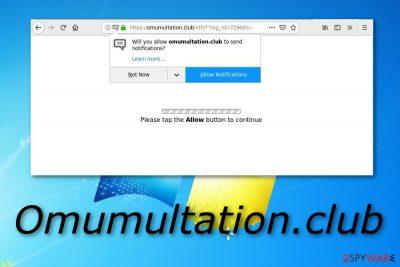 Omumultation.club PUP