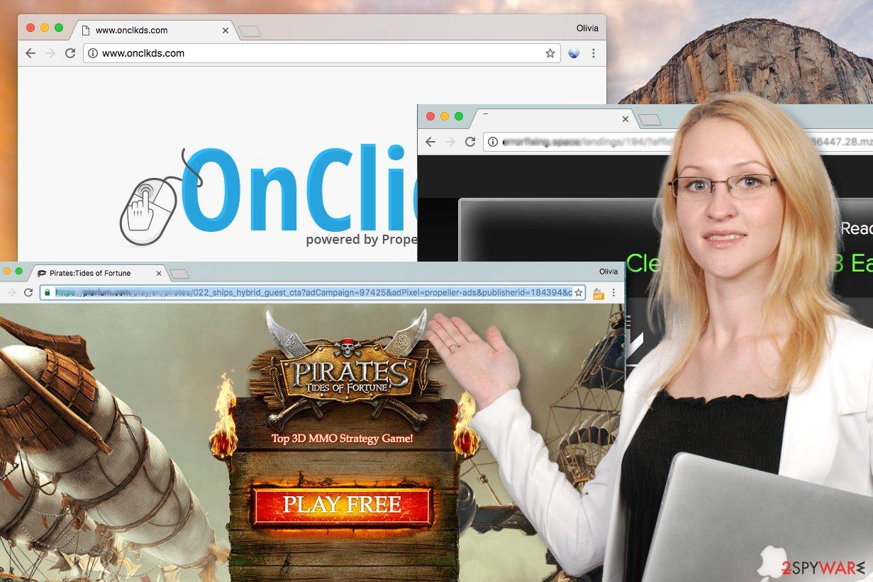 Onclkds.com ads