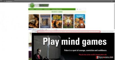 The example of Onclickads.net