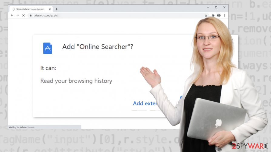 Online Searcher PUP