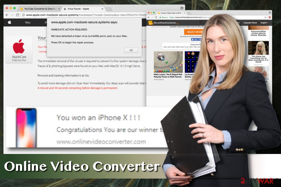 Remove Online Video Converter (Removal Guide) - updated Aug 2019