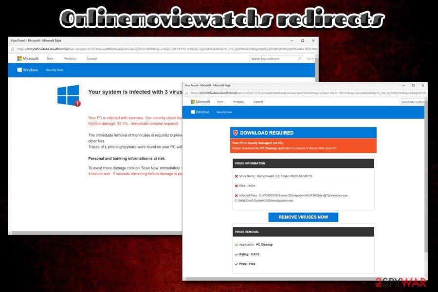Onlinemoviewatchs scam