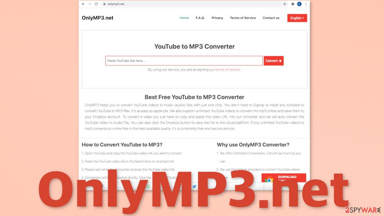 OnlyMP3.net ads