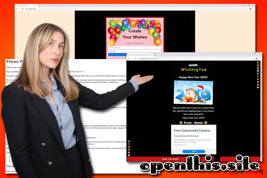 Openthis.site adware