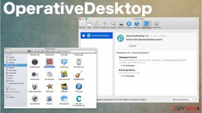 OperativeDesktop PUP