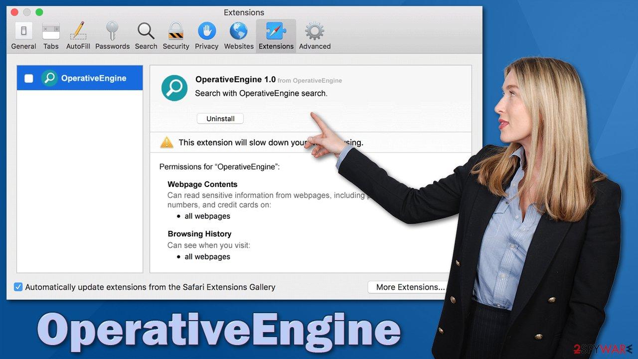OperativeEngine virus