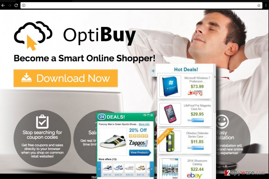 OptiBuy ads