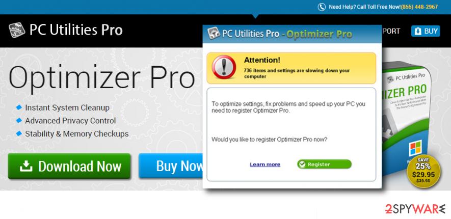 Optimizer Pro malware