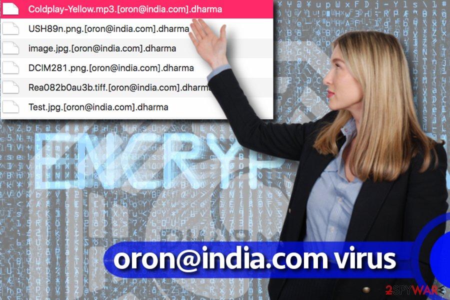 oron@india.com virus